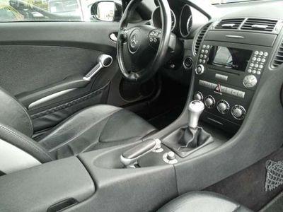 gebraucht Mercedes SLK200 Mercedes Kompressor mit Leistungstuning