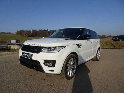 gebraucht Land Rover Range Rover Sport 5,0 S/C Autobiography Dynamic-Paket