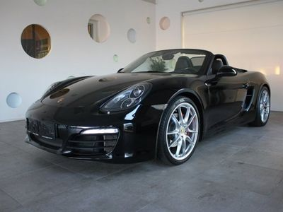 used Porsche Boxster S 981 3,4 PDK