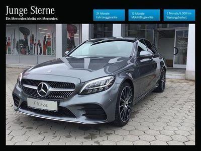 gebraucht Mercedes C220 C-Klassed 4MATIC Aut. Limousine,