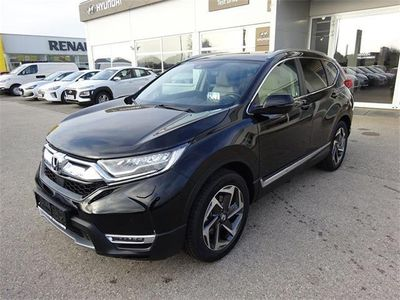 gebraucht Honda CR-V 1,5 CVT Executive Automatik SUV
