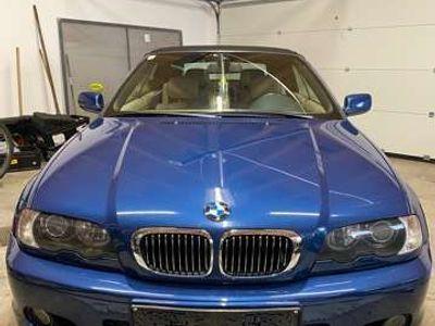 gebraucht BMW 330 Cabriolet 3er-Reihe Cabrio E46 Österreich-Paket Aut.