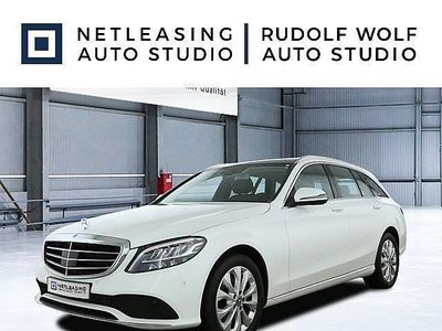 gebraucht Mercedes C200 C-Klasse T-ModellT Avantgarde+Excl+Facel.19+Distro+Pano+Kam Pano.-Dach, 184 PS, 5 Türen, Automatik