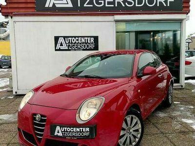 gebraucht Alfa Romeo MiTo MiTo Alfa1,4 16V Junior*FINANZIERUNG MÖGLICH*NEUE PICKERL*NEUES SERVICE* Klein-/ Kompaktwagen