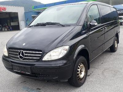 gebraucht Mercedes Viano Ambiente kompakt 2,2 CDI 4MATIC Aut.