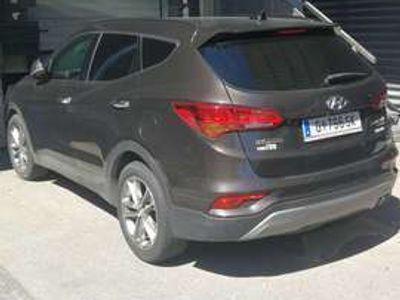 gebraucht Hyundai Santa Fe 2,2 CRDi 4WD Start-Stopp Aut. Premium