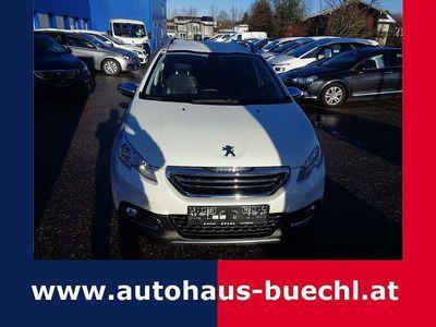 brugt Peugeot 2008 1,6 BHDI Allure Kombi / Family Van,
