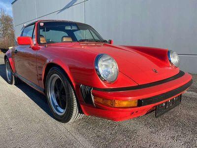 gebraucht Porsche 911SC 3.0 TARGA SERVICE & REIFEN NEU! Sportwagen / Coupé