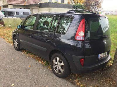 gebraucht Renault Espace 1,9 dci Kombi / Family Van,