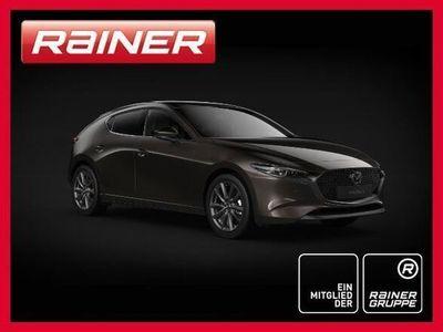 gebraucht Mazda 3 Skyactiv-X180 AT GT+ Limousine