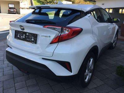 """gebraucht Toyota C-HR C-HRFlow Hybrid, Navi, Kamera, ACC, Klimaaut.+17"""""""