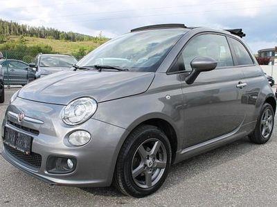 gebraucht Fiat 500C 1,2 69 500S Dualogic Cabrio / Roadster,