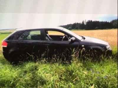 gebraucht Audi A3 1.9TDI s-line (Eventuell Tausch möglich!) Klein-/ Kompaktwagen