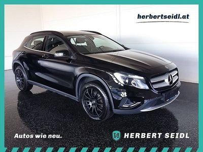 gebraucht Mercedes GLA200 CDI 4MATIC Edition Lifestyle Aut.