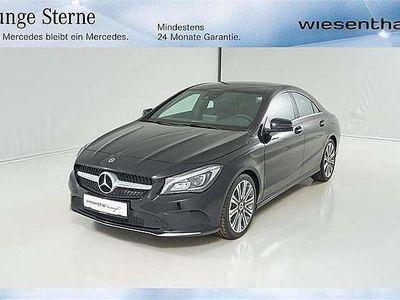 gebraucht Mercedes CLA220 CLA-Klassed Aut. Sportwagen / Coupé,