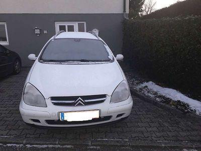brugt Citroën C5 Kombilimousine Kombi / Family Van,