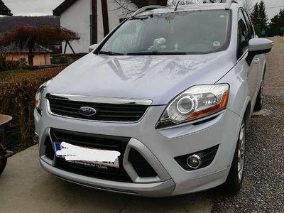 gebraucht Ford Kuga Titanium 2,0D SUV / Geländewagen,