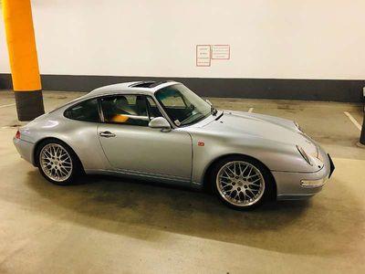 gebraucht Porsche 911 Carrera 993 2 Sportwagen / Coupé