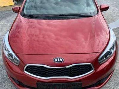 gebraucht Kia cee'd Titan/1,6 Klein-/ Kompaktwagen