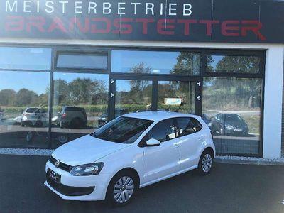 gebraucht VW Polo Trendline BMT 1,6 TDI DPF *TEMP*ISOFIX*CD*KLIMA* Klein-/ Kompaktwagen
