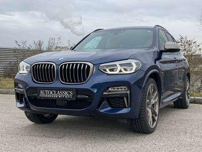 gebraucht BMW X3 M40i *Vollausstattung* Paket Care bis 10/2021*Neuwertig* SUV / Geländewagen