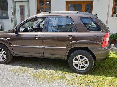 gebraucht Kia Sportage 2.0 L CRDI SUV / Geländewagen