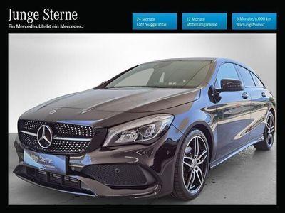 gebraucht Mercedes CLA200 Shooting Brake d Austria Edition Aut. *AMG-Line*Night-Paket*LED*Keyless*
