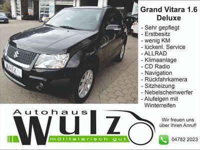 gebraucht Suzuki Grand Vitara 1,6 deluxe