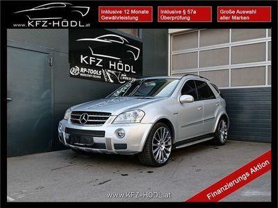gebraucht Mercedes ML63 AMG M-KlasseAMG 4MATIC Aut. SUV / Geländewagen