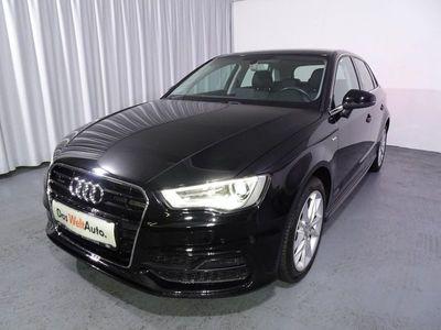 gebraucht Audi A3 Sportback 1.6 TDI qu. INTENSE