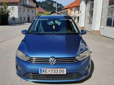 gebraucht VW Golf Sportsvan 1.6 TDI BlueMotion Technology Lounge