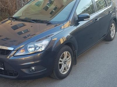 brugt Ford Focus 1,6 TDCi DPF ECOnetic