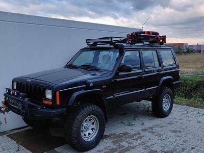 gebraucht Jeep Cherokee XJ 4.0L SUV / Geländewagen