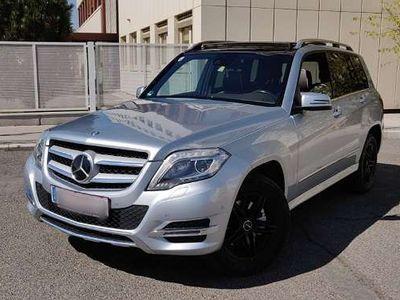 gebraucht Mercedes GLK220 CDI 4-Matic SUV / Geländewagen,