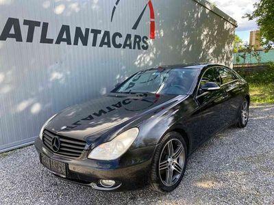 gebraucht Mercedes CLS320 CLS-KlasseCDI Aut. Sportwagen / Coupé