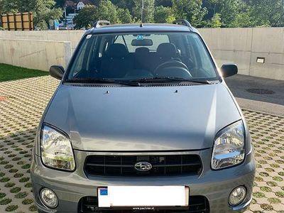 gebraucht Subaru Justy G3X Klein-/ Kompaktwagen