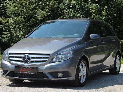 gebraucht Mercedes B180 BlueEfficiency Automatik *NAVI* Rückfahrkamera