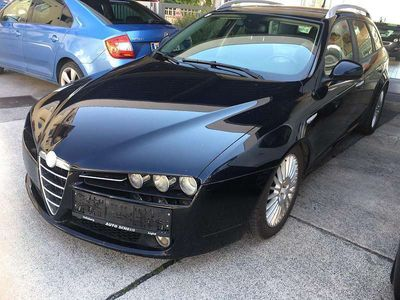 gebraucht Alfa Romeo 159 159 AlfaSW 1,9 JTDM 16V TI Kombi / Family Van