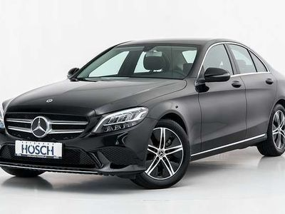 gebraucht Mercedes C220 d Avantgarde Aut.