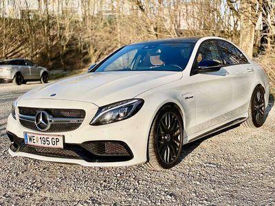 gebraucht Mercedes C63S AMG C-KlasseAMG - Finanzierung möglich Limousine