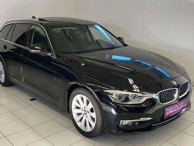 gebraucht BMW 320 Kombi Diesel (F31) Luxury Line Aut*LED*PANO*LEDER