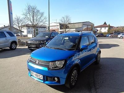 brugt Suzuki Ignis 1,2 Dualjet Shine Limousine,