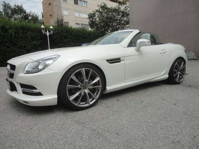gebraucht Mercedes SLK200 BlueEfficiency