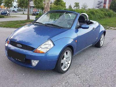 gebraucht Ford StreetKa 1.6 Cabrio / Roadster,
