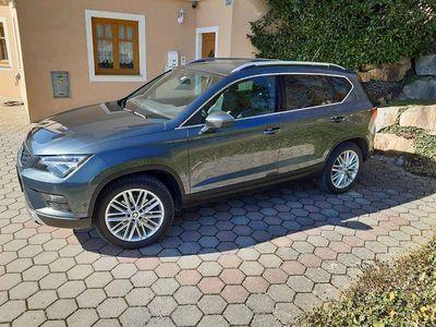 gebraucht Seat Ateca Xcellence TDI 2.0 4Drive SUV / Geländewagen