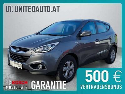 gebraucht Hyundai ix35 Life 1,6 GDI *Sitzheizung vorne u. hinten*Tempo...