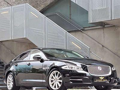 gebraucht Jaguar XJ 3,0 V6 Ds. Luxury // NEUWERTIG // NUR 55.000KM //