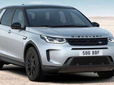 gebraucht Land Rover Discovery Sport 2.0 P200 AWD S Leder Nav Kam 18Z 147 kW (...