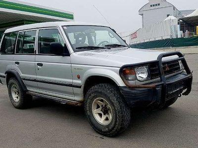 gebraucht Mitsubishi Pajero Wagon 2,5 GLX TD SUV / Geländewagen,