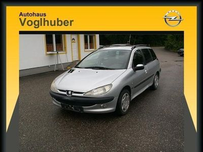used Peugeot 206 SW HDI 70 Forever